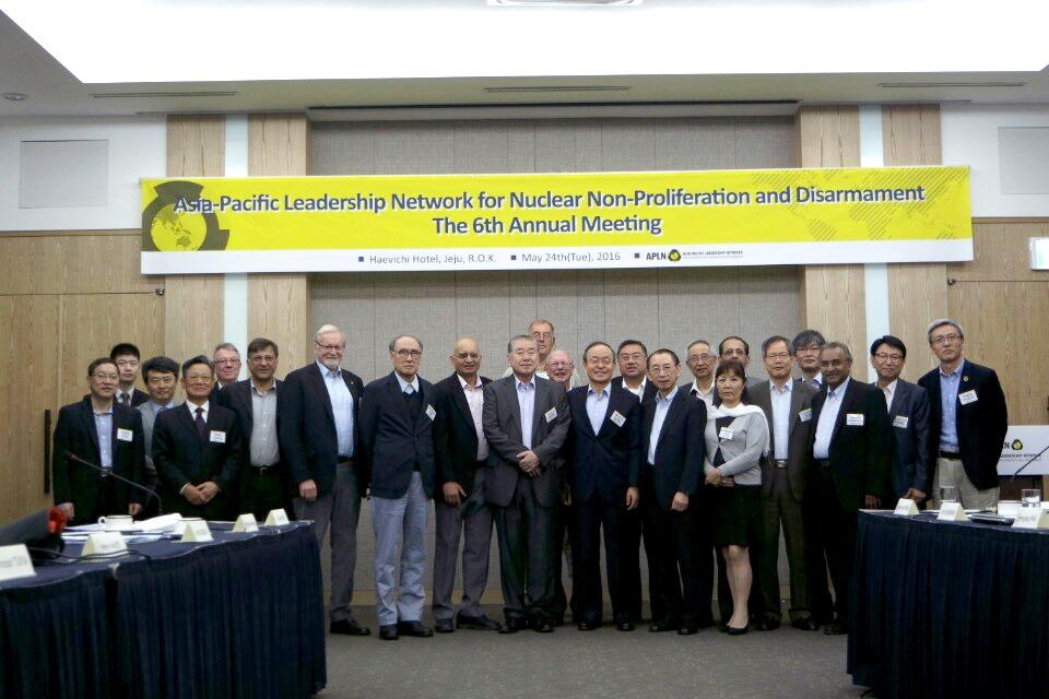 6th Annual Meeting of APLN
