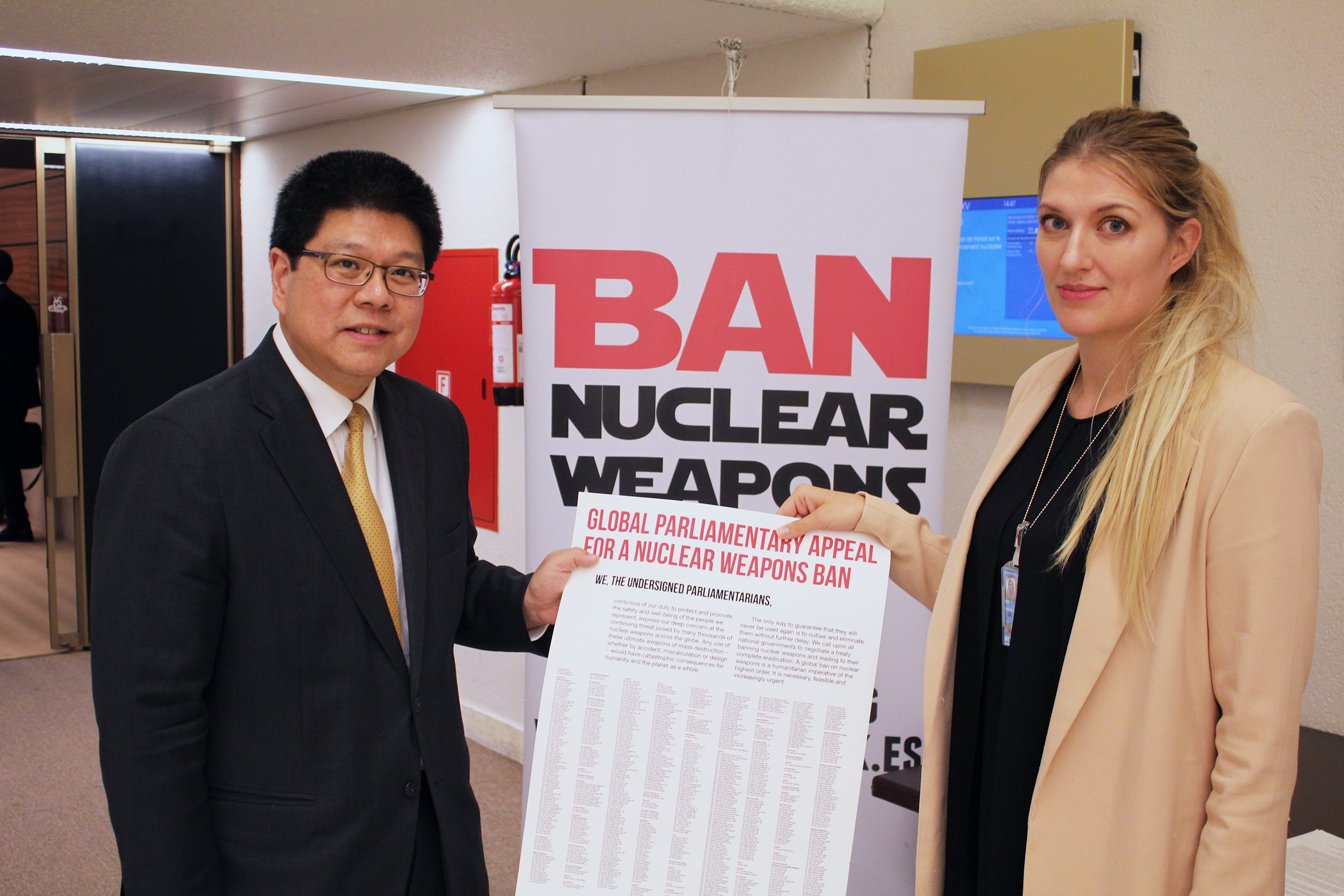Nuclear Weapon Ban Convention – Overview of First Draft