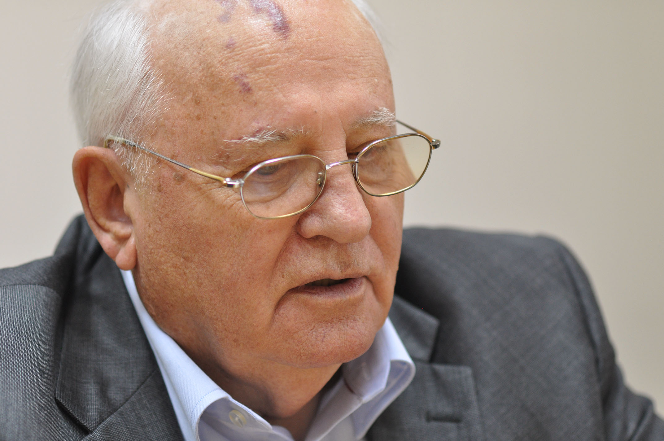Gorbachev: A Voice of Sanity from a Past that Has Become a Foreign Country
