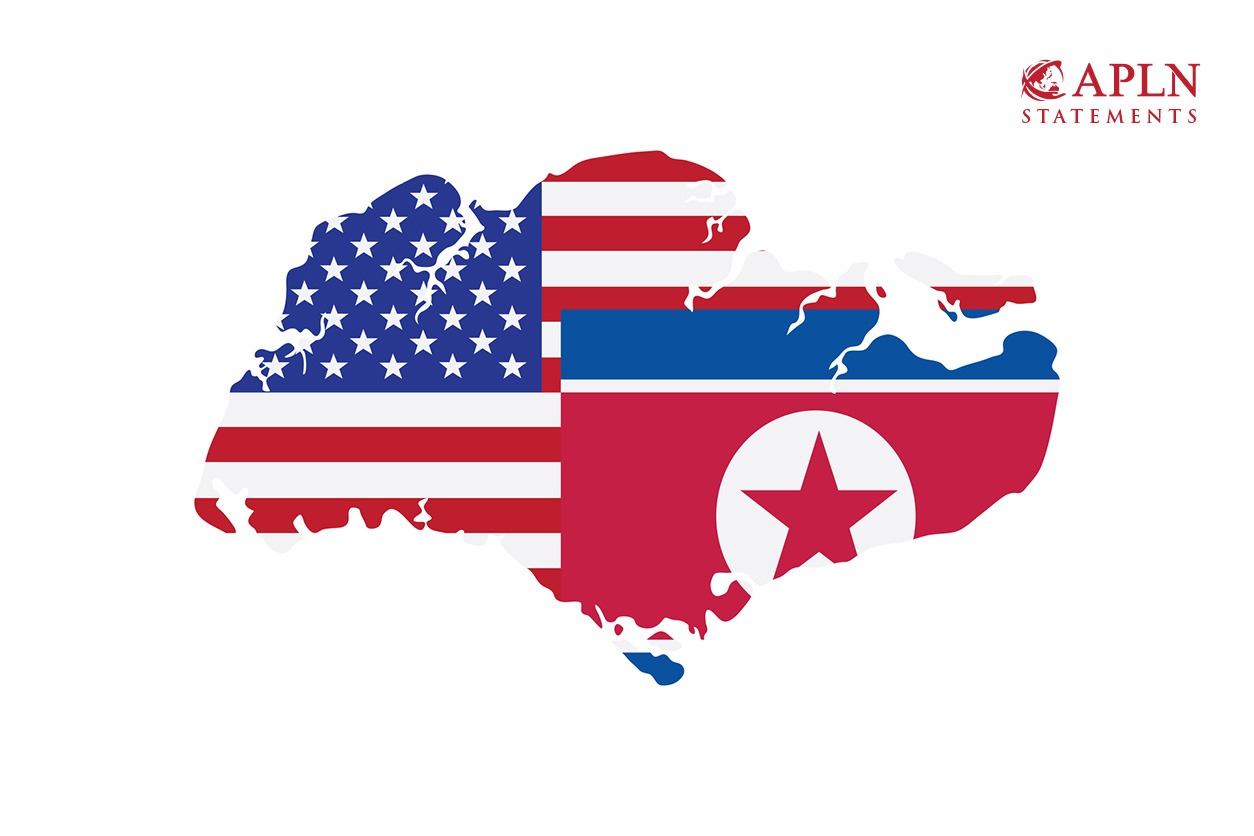 APLN Welcomes Inaugural Summit Between USA and DPRK