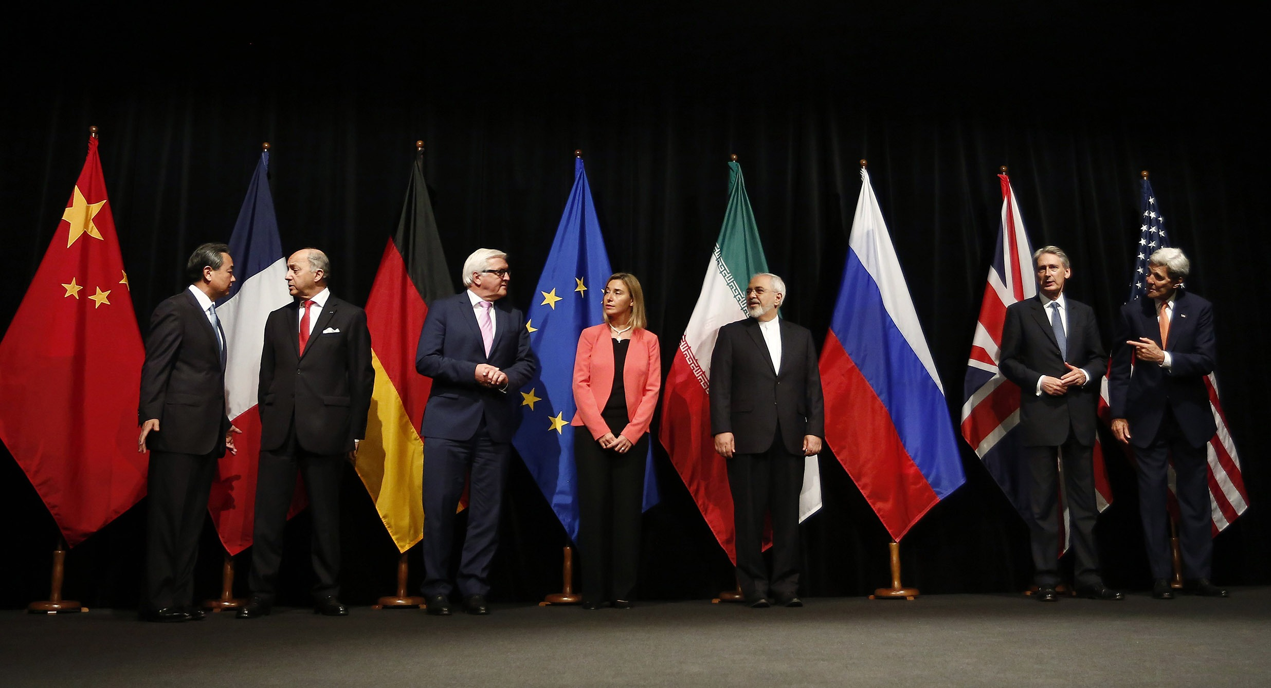 The Iran Nuclear Deal: Can the Centre Hold?