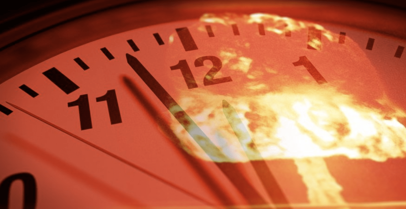 The Nuclear Doomsday Clock - A New Abnormal