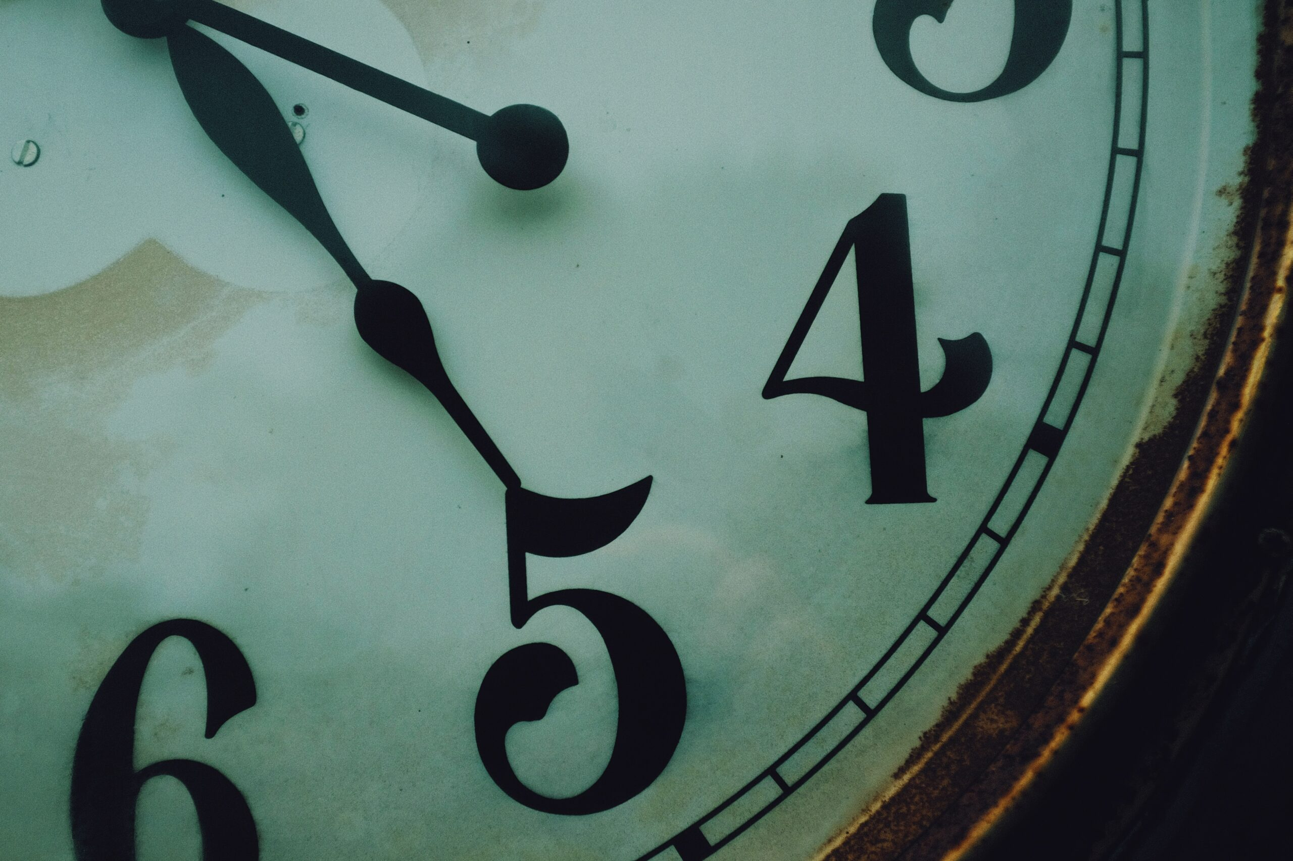 The Abnormal Normal: Time Stands Still at Two Minutes to Midnight