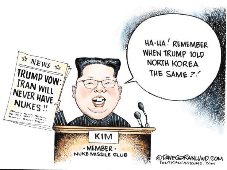 Frontal Breakthrough and Chairman Kim's Perilous Odyssey