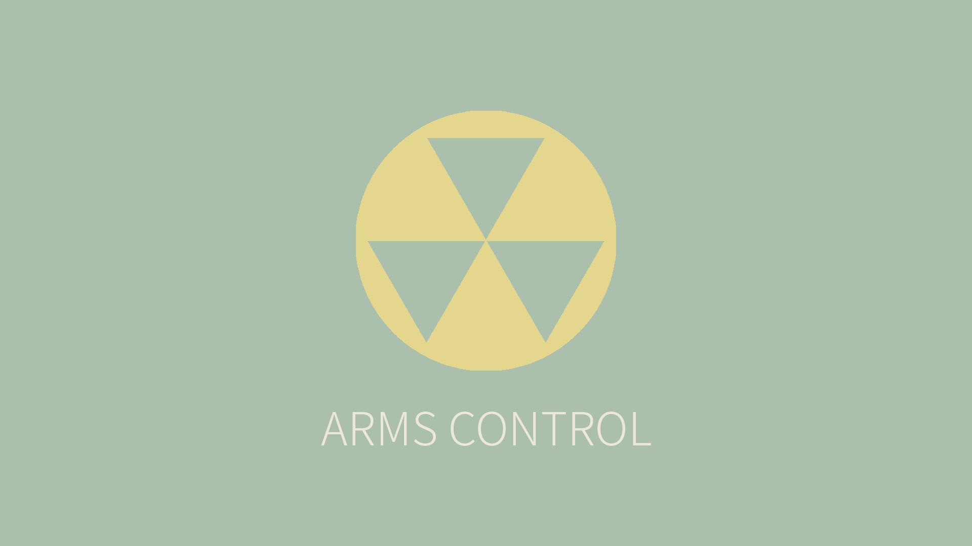 Nuclear Powers Must Lead on Arms Control