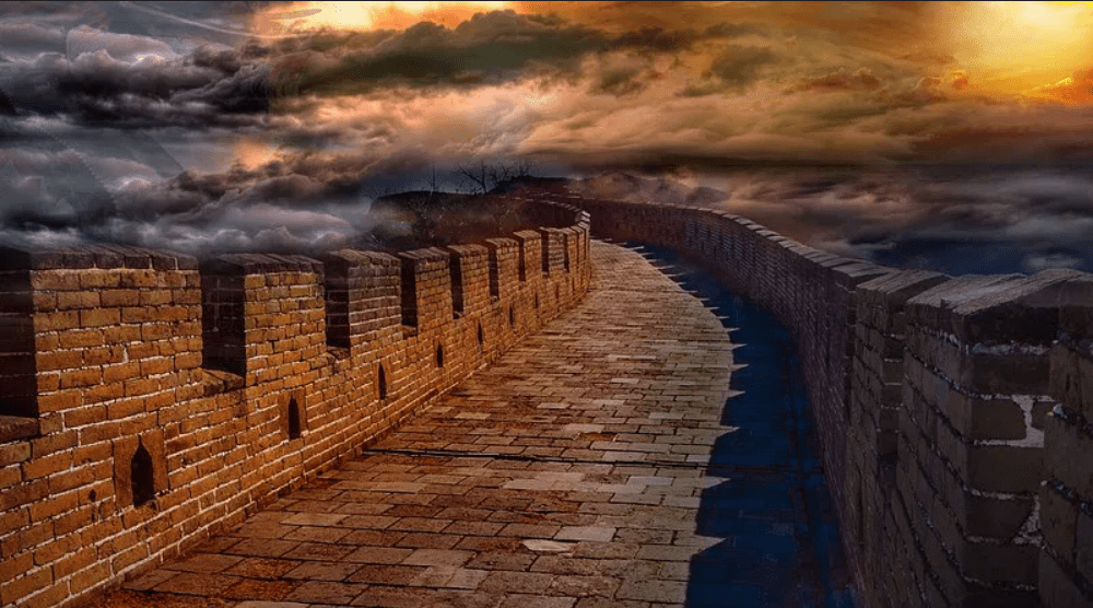 Rakesh Sood: Writings on the Chinese Wall: Part I and Part II