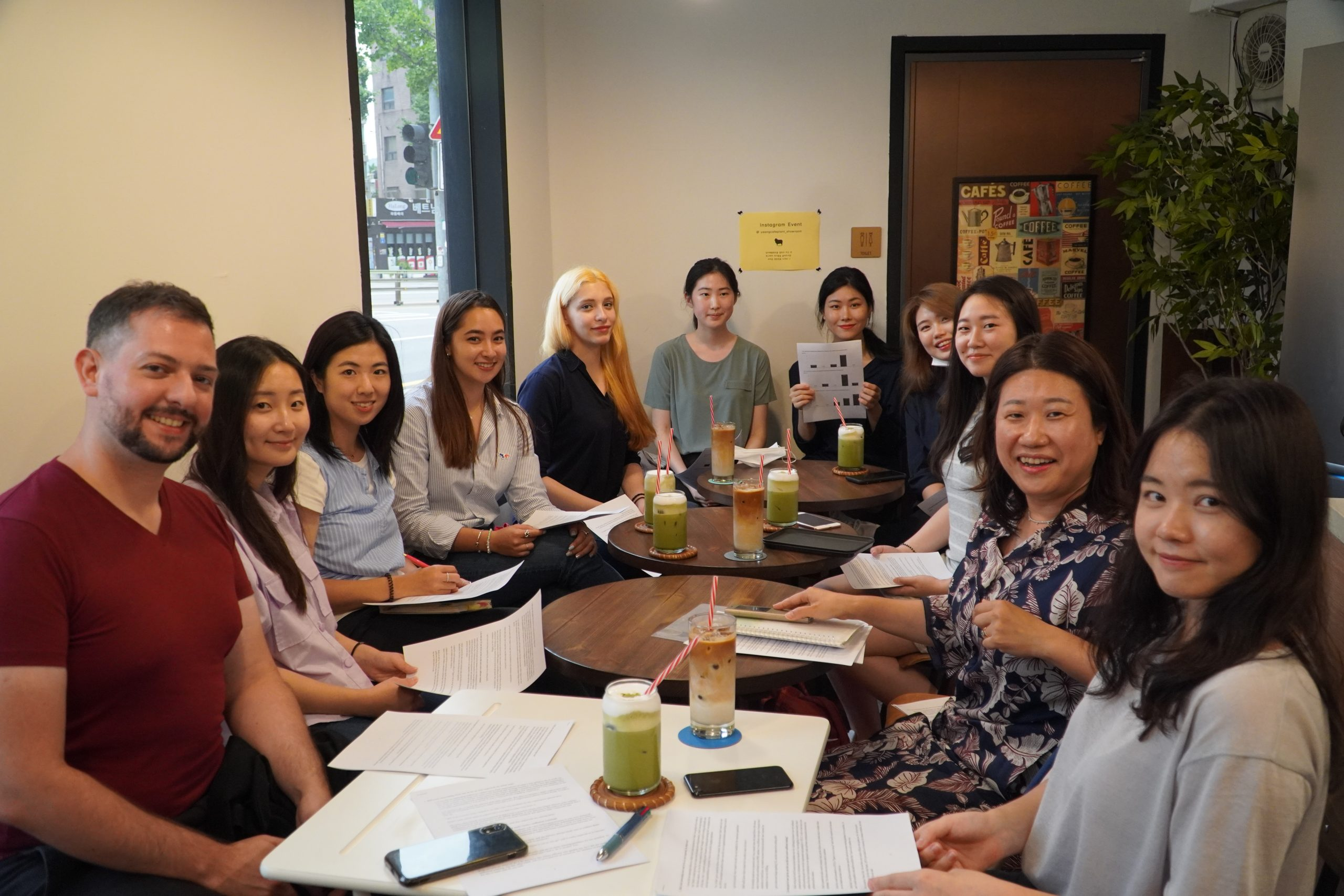 The APLN's Spring and Summer Internship Completion Event