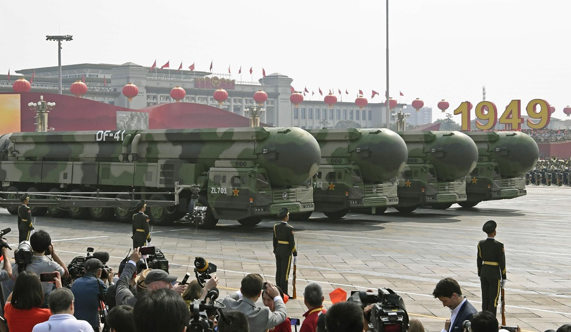 Nuclear Weapons: Arms Control Efforts Needs China