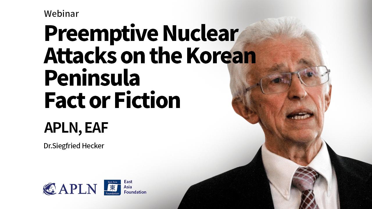 [Pt. III] Preemptive Nuclear Attacks on the Korean Peninsula: Fact or Fiction?