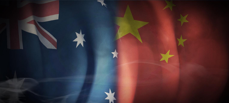 Australia's China Problem Gaining Worldwide Attention