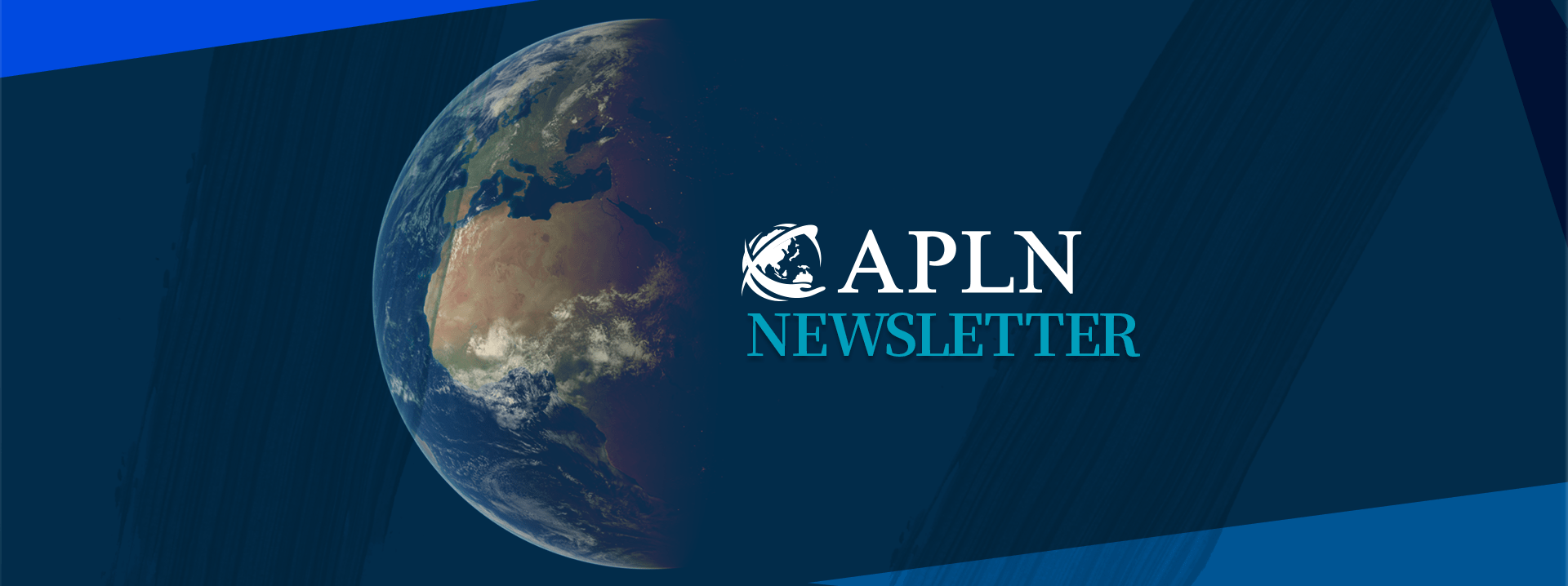 APLN Newsletter (23 October 2020)