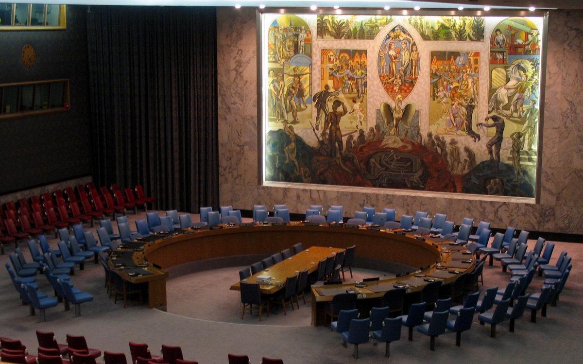 India's UNSC Tenure 2021–2022: Securing National Interest Through International Leadership
