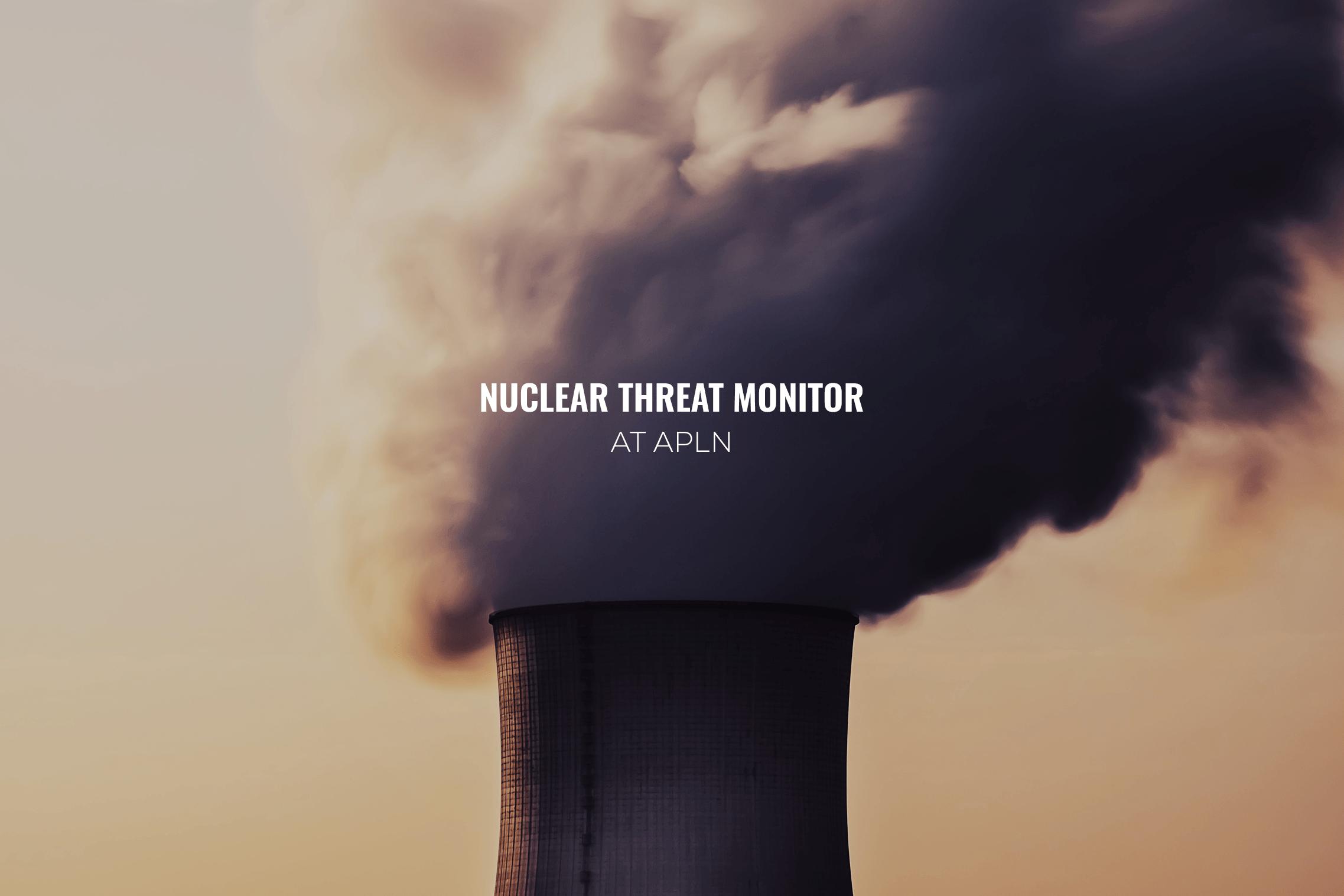 Nuclear Threats Monitor