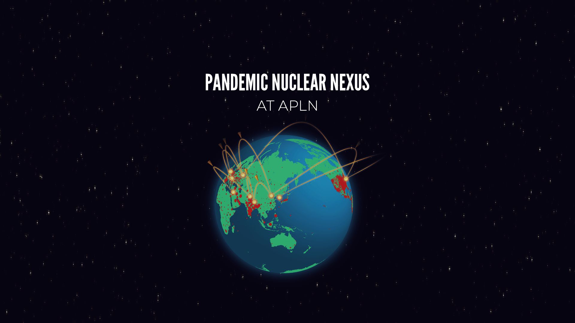 What is the Pandemic-Nuclear-Nexus Scenarios Project?