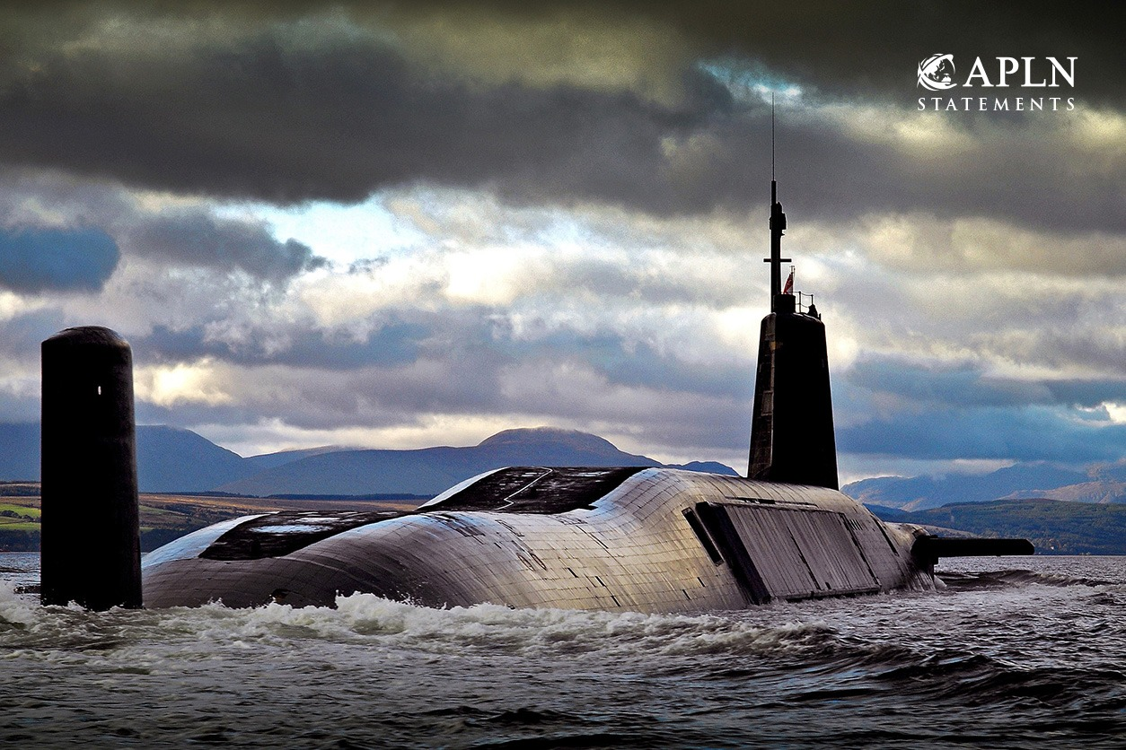 UK Abdicates its Global Responsibility in Nuclear Weapons Surge