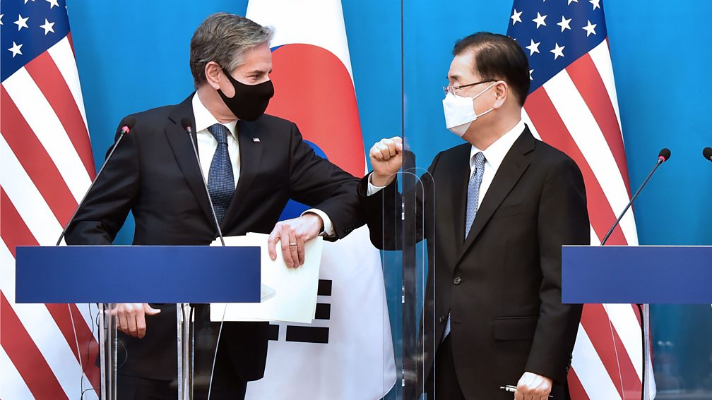 US and South Korea talks: What was discussed?