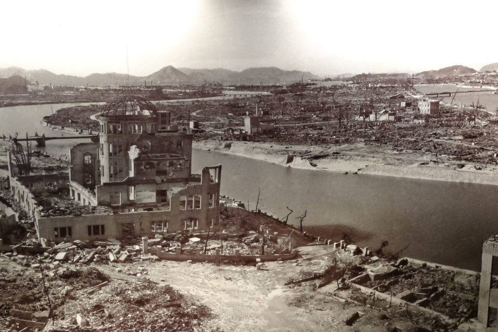 Japanese Nuclear Policy after Hiroshima, after Abe, and after Nov. 3