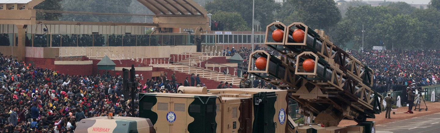 Missile developments in Southern Asia: A Perspective from India