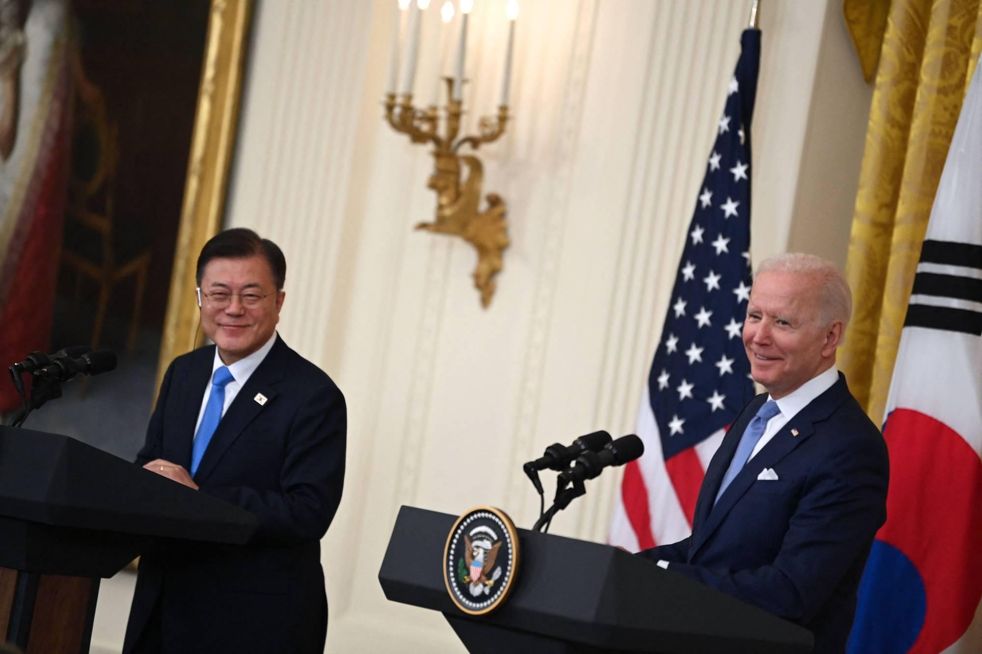 Four idols of S. Korea-US alliance advocates