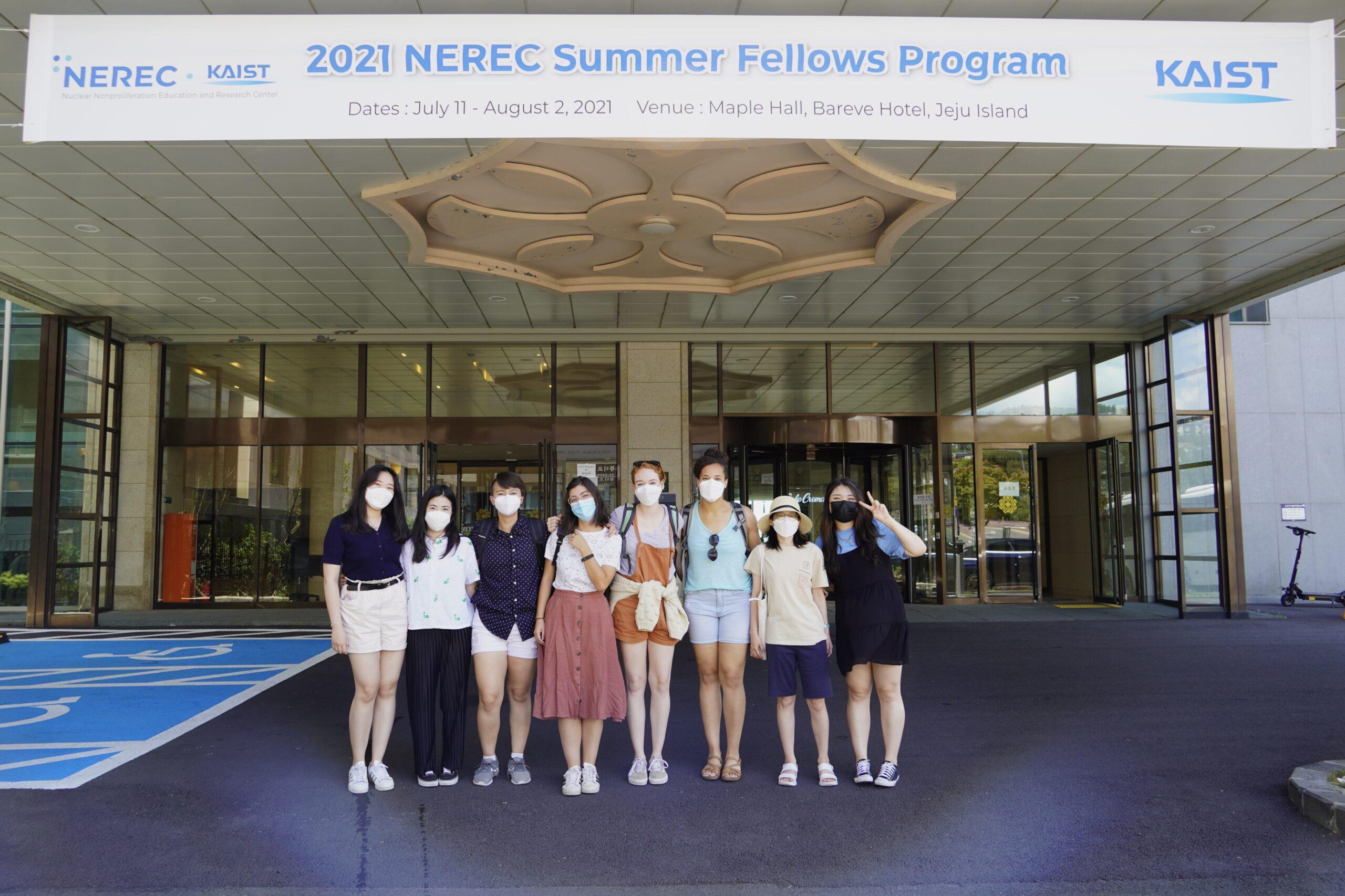 APLN and KAIST-NEREC Summer Fellows Program 2021