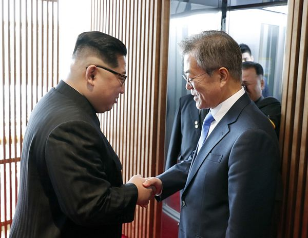 Moon Jae-in's Stalled Odyssey to Peace in Korea