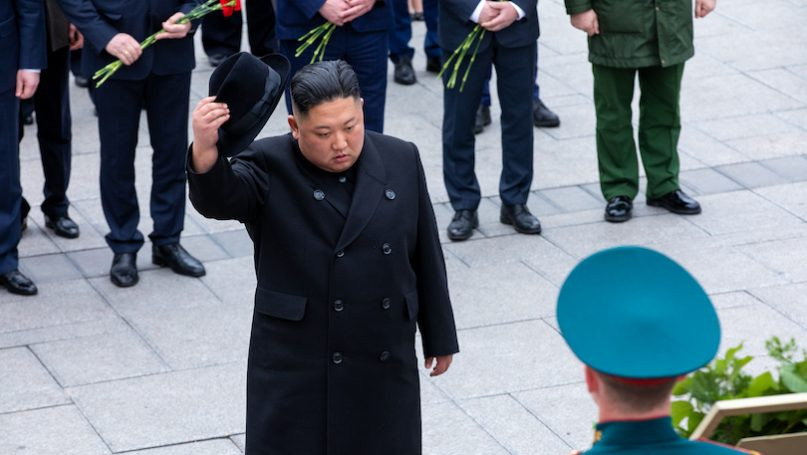 Pyongyang's Reaction to Weak Washington Overtures Goes Nuclear