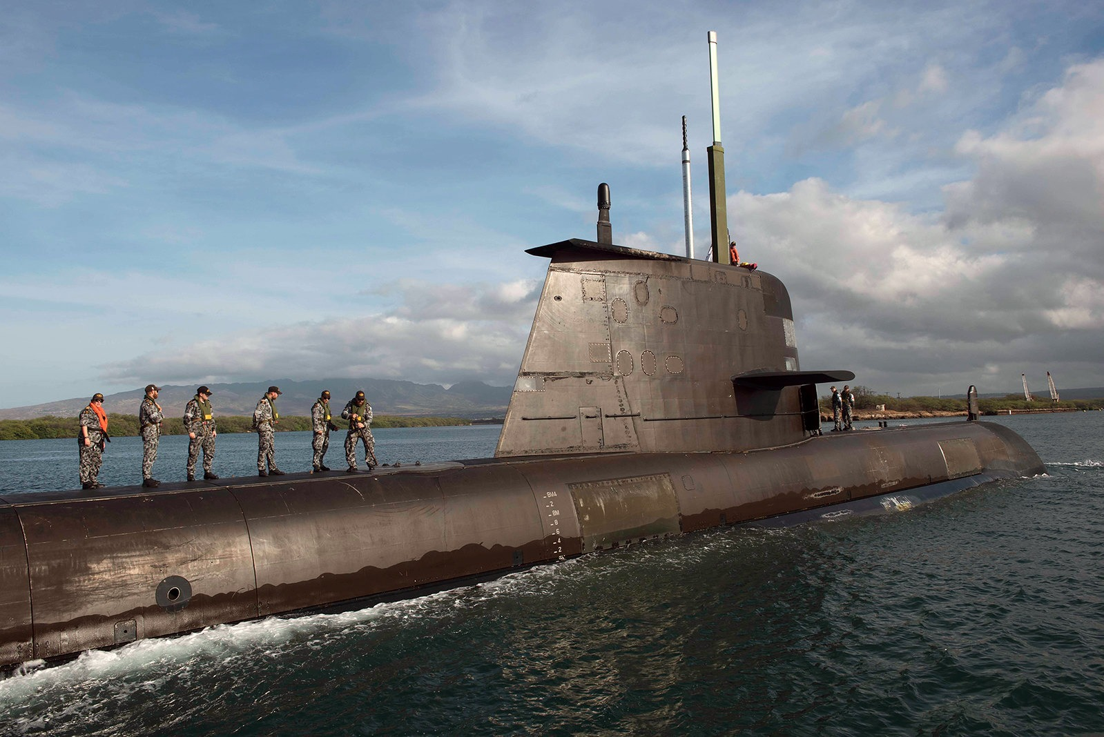 The Real Risks of Australia's Submarine Deal