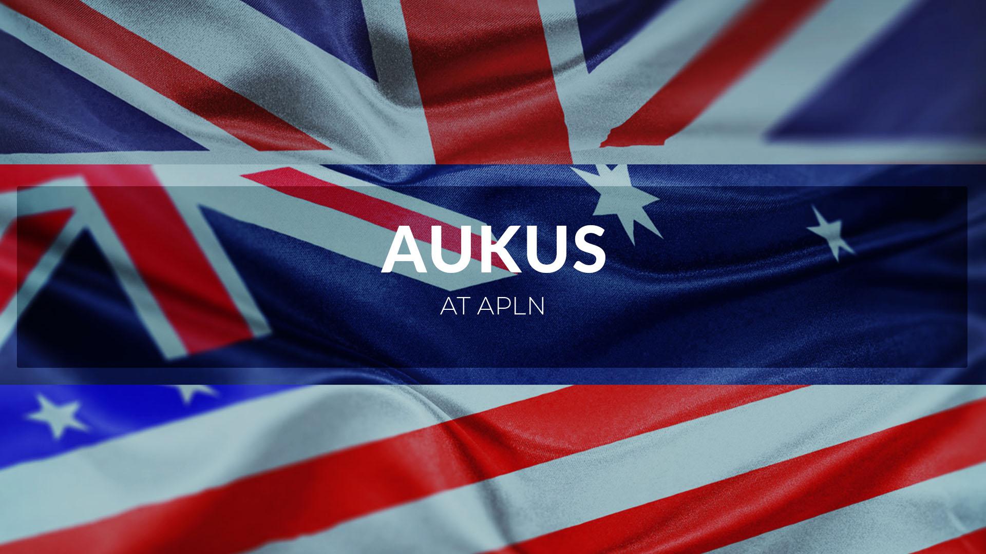 The AUKUS Deal