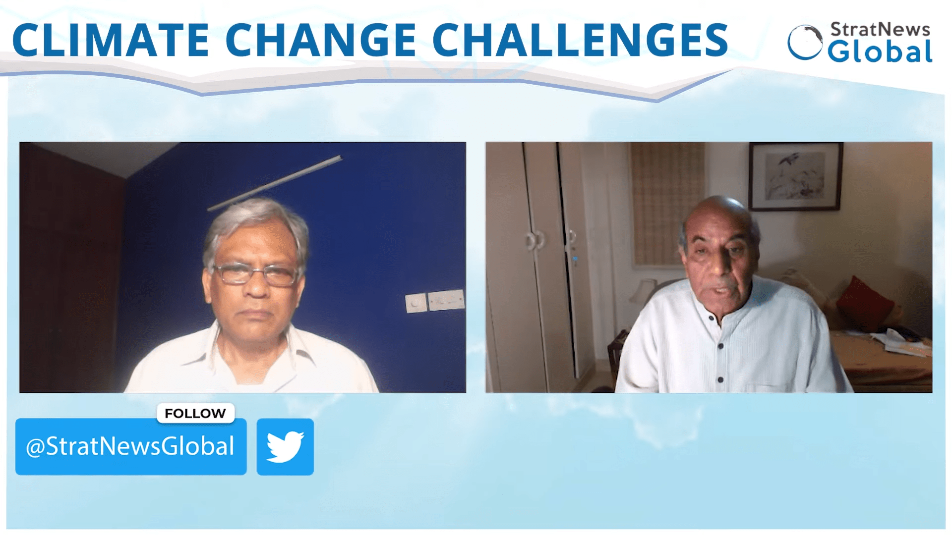 StratNewsGlobal Special Edition on Climate Change Challenges
