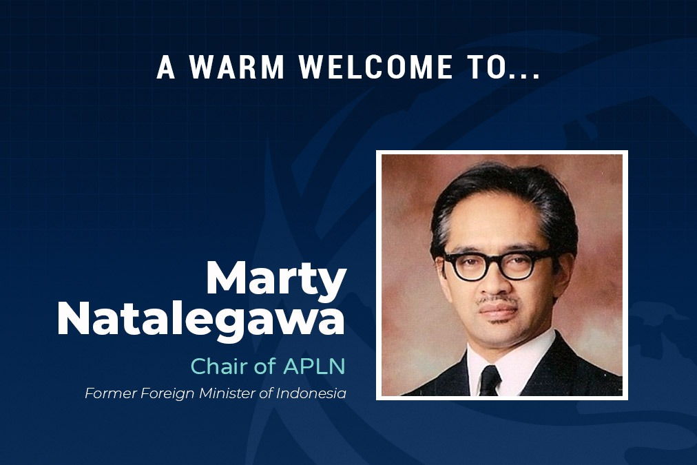APLN Welcomes New Chair and Board Members