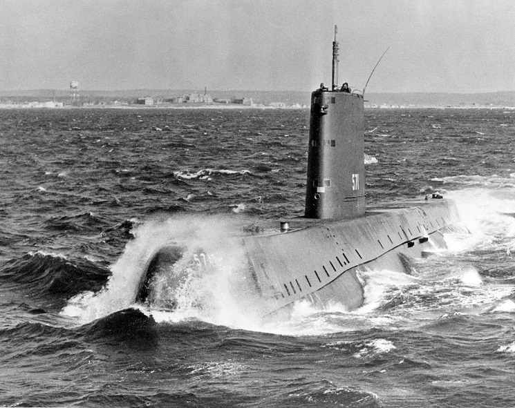 """The Naval """"Loophole"""" in the NPT and IAEA safeguards"""